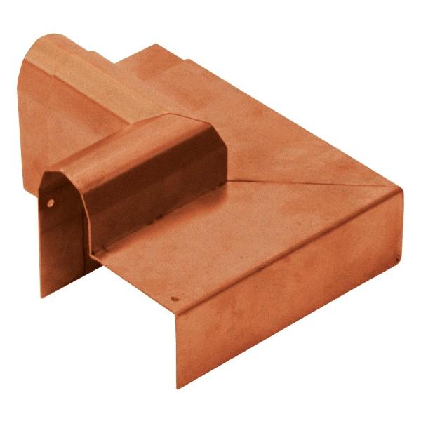 bellissa Rasenkante bordo Winkel außen, Eckteil zu Rasenkante bordo, befahrbar, Cortenstahl