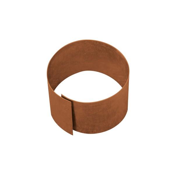 bellissa Rasenkante Kreis Ø20 cm H 13 cm corten