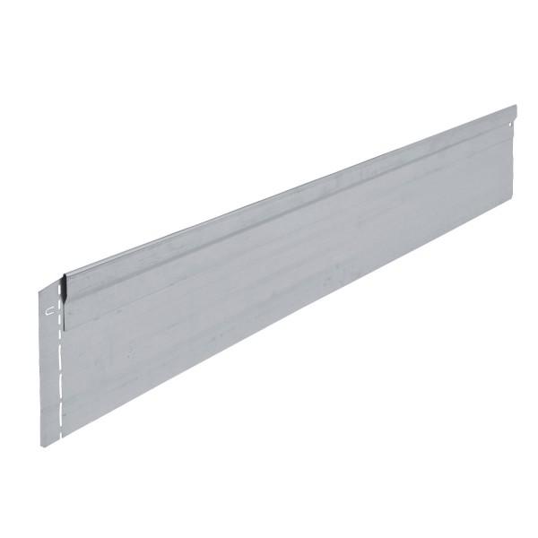 bellissa Rasenkante Metall NT extra stabile Ausführung 118x20 cm, Nutzlänge 115 cm